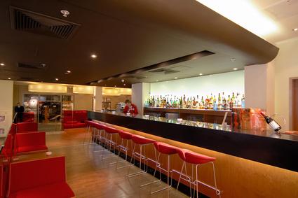 Интериор за хотел (бар)