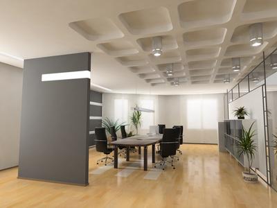 Интериорен дизайн за модерен офис